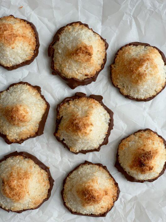 Kokosmakroner