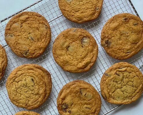 Kæmpe cookies