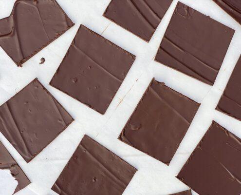 Pålægschokolade